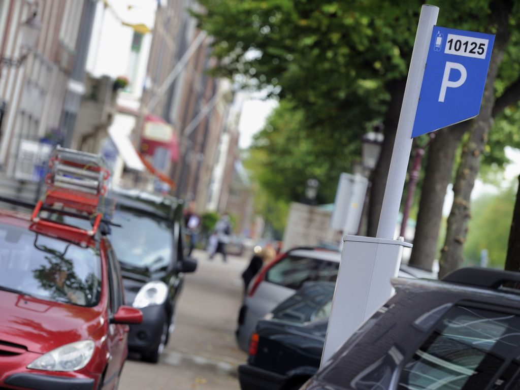 Parking Meter Amsterdam
