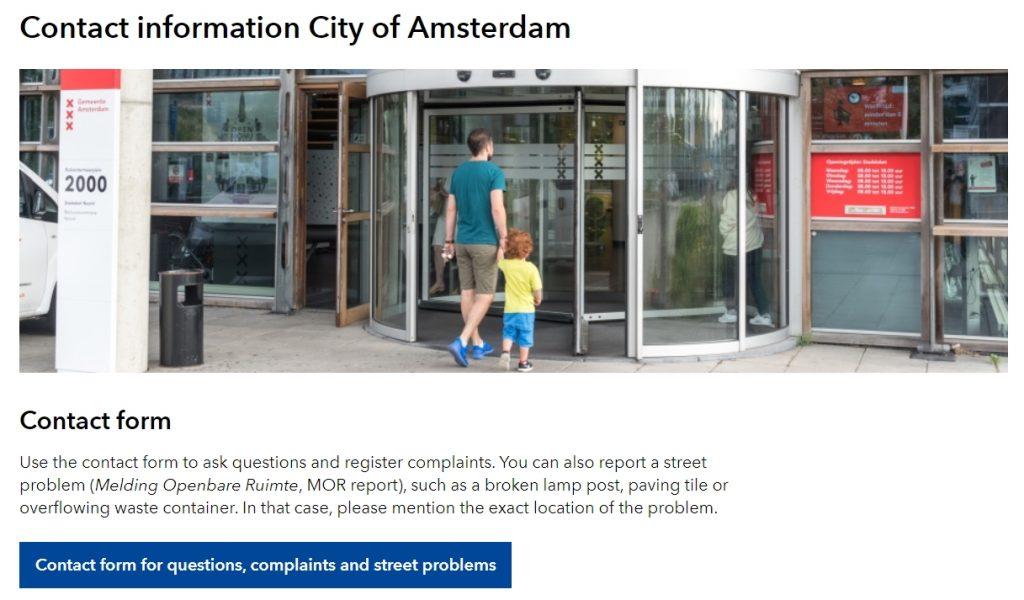 Municipal Amsterdam